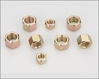 DIN934 555 hex nuts